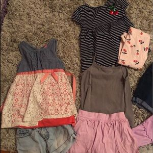 4t summer outfits.